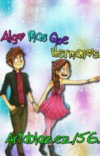 Mabel Y Dipper Algo Mas Que Hermanos by ariablazez156