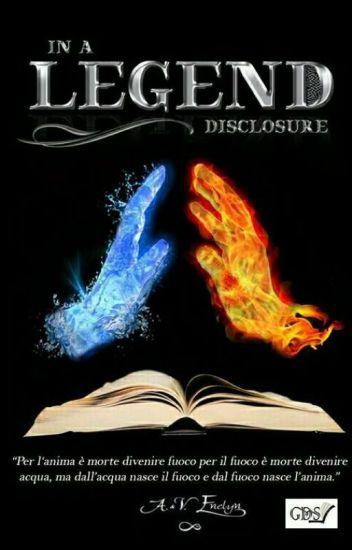 In a LEGEND - Disclosure |ANTEPRIMA|