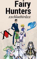 The Fairy Hunters by xxchloebirdxx