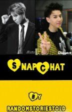 SnapChat (Kim Yugyeom) by randomstoriestold