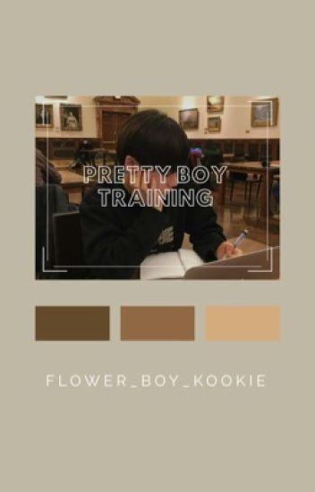 Training The Pretty Boy//K.NJ x J.JK
