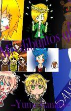 Mis Dibujitos Qlo by --yume-hanabi--
