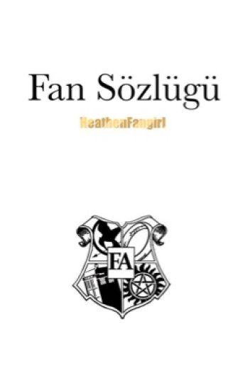 Fan Sözlüğü