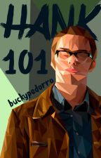 Hank 101. by buckypedorro