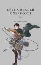 Levi x Reader One Shots: |1| by Koda-San