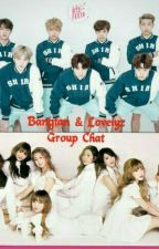 Bangtan Dan Lovelyz Group Chat by Springss_Lxx