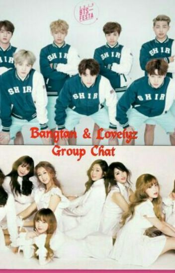 Bangtan Dan Lovelyz Group Chat