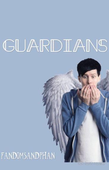 Guardians (Phil Lester x Reader)