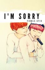 I'm Sorry . Taegi by fiddle-stix