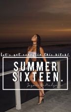 SUMMER SIXTEEN // zormani au (SHORT STORY) {COMPLETED} by urwifejazzy