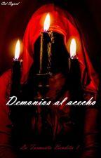 La Tormenta Bendita I Demonios al acecho #PremiosDragons by Xigfrid