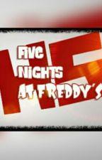 FNAF MC (#FNAFHS AU) by Vio1310