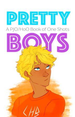 Pretty Boys - PJO/HoO One Shots by TheWritingMiracle