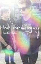 the new guy | lashton by lovelylarrylashton