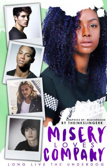 Misery Loves Company (#Wattys2017)