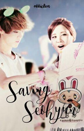 saving seohyun by AbbieLion