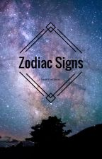 Zodiac Signs by SarahTheOncer
