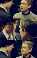 Johnlock drabble by AlenaSlamn