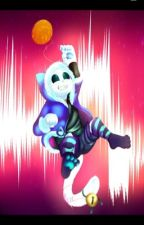 Ink!sans vs Error!sans x depressed reader!!! by -_Moneko_-