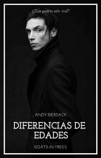 Diferencias De Edades (Andy Biersack)  by Goats-In-Trees