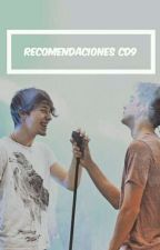 »Recomendaciones CD9« by IqueMeyva