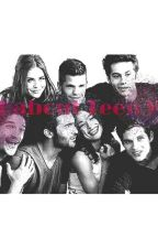 FACTS  ABOUT TEEN WOLF by AndreeaGocsman