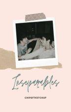 Inseparables || Drake & Josh «Yaoi» by SoyElyWah