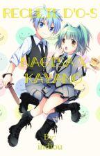 Recueil d'OS Nagisa x Kayano by indiou
