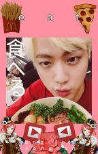 Eat › Seokjin by angelicjeonghan