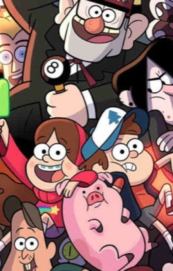 ?Facts About Gravity Falls?