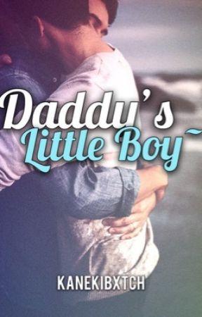 Daddy's Little Boy~ (boyxboy/bdsm) by KanekiBxtch