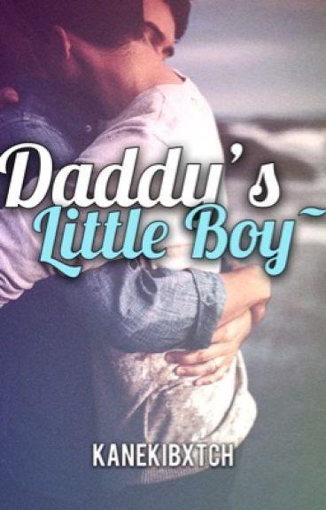 Daddy's Little Boy~ (boyxboy/bdsm)