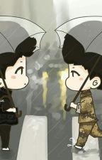 Master Of Rain by hyukhaeni_