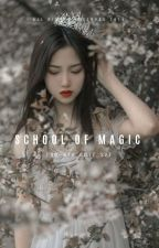 The School Of Magic (Exo, Bts, Seventeen, And Got7 Fanfic) [On Hold] by btscherrykiwi