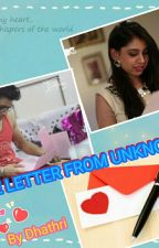 Love Letter From Unknown by Dhathri2012