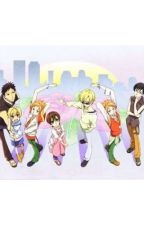 Ouran Love (OHSHC X READER) by AKaylaBTS
