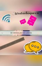 WhatsApp Con Un Número Desconocido  by Mostachoqueen