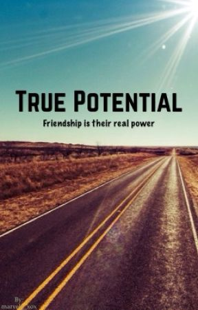 True Potential by marvel__xox