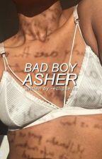 Bad Boy Asher  by dmssxrev