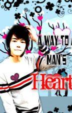 The Way to a Man's heart ;) A DENNIS GRACE BOOK (from : STP & STK) by Meru19BlueLover