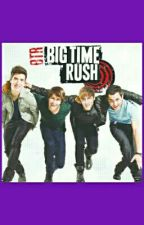 Big Time Rush - BTR Album Lyrics  by believeinjbga_94