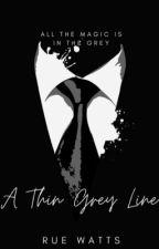 A Thin Grey Line: A Theodore Grey Tale by Elizabeth-Stone