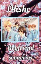 OHSHC boyfriend scenarios by HiILikePink
