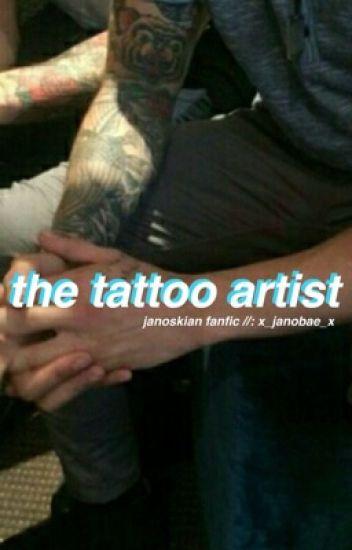 The tattoo artist ✞Janoskians
