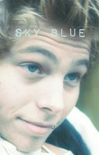 Sky blue/5sos by Lankakera