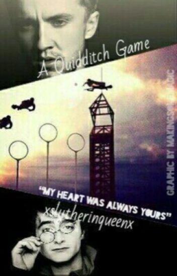 A Quidditch Match (Drarry) / {fremione}