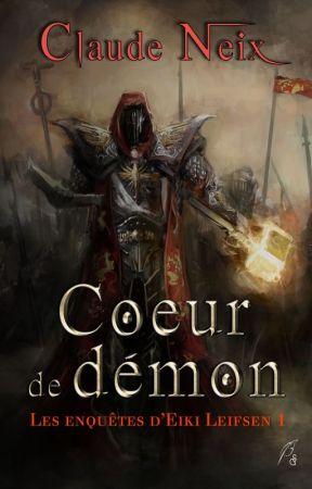 COEUR DE DÉMON de Claude Neix (roman fantastique gay) by claudeneix