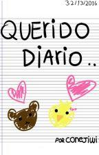 Querido diario... || Freddy x Joy by conejiwis