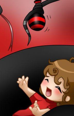 Creepy pasta x child reader  by lunagoddess101