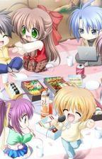 The Friendship Club by SweetestKindGirl